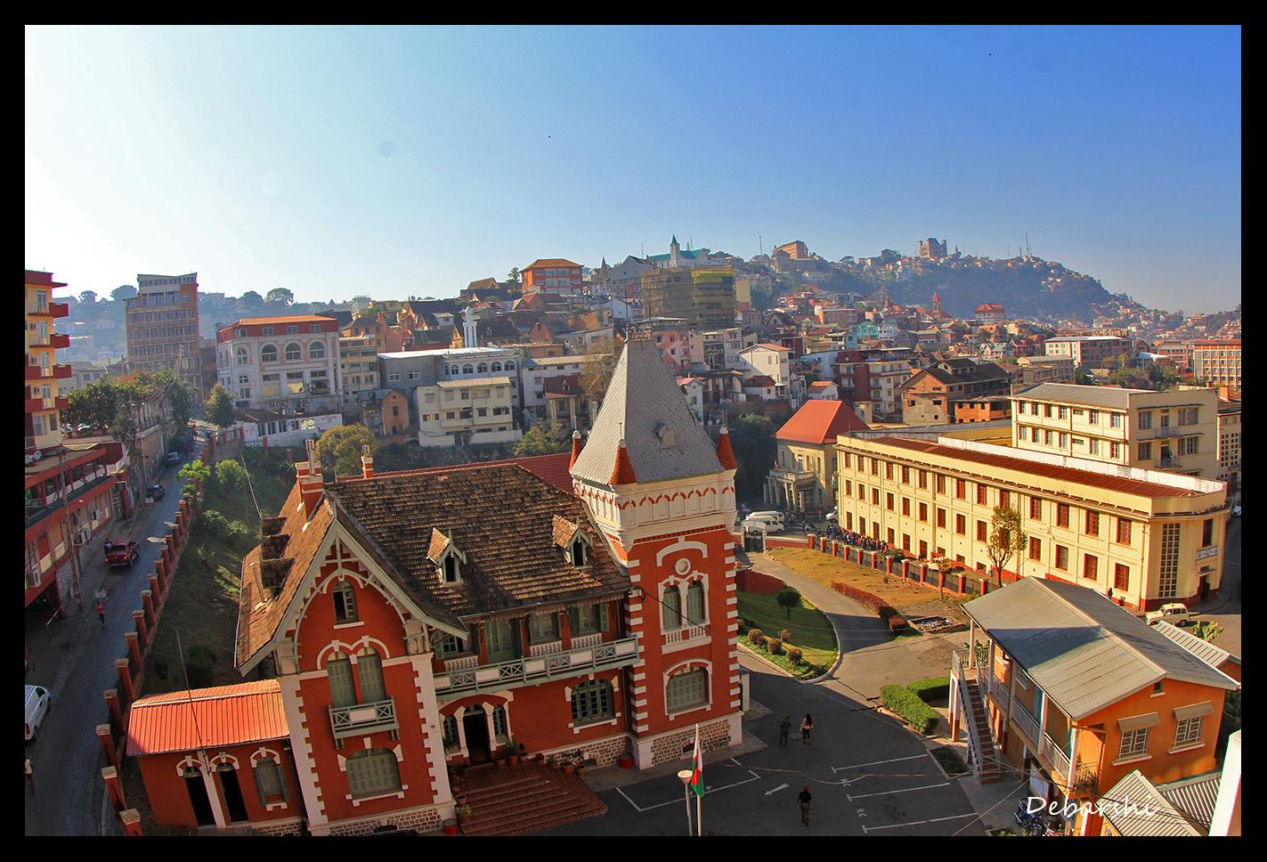 Antananarivo City Centre