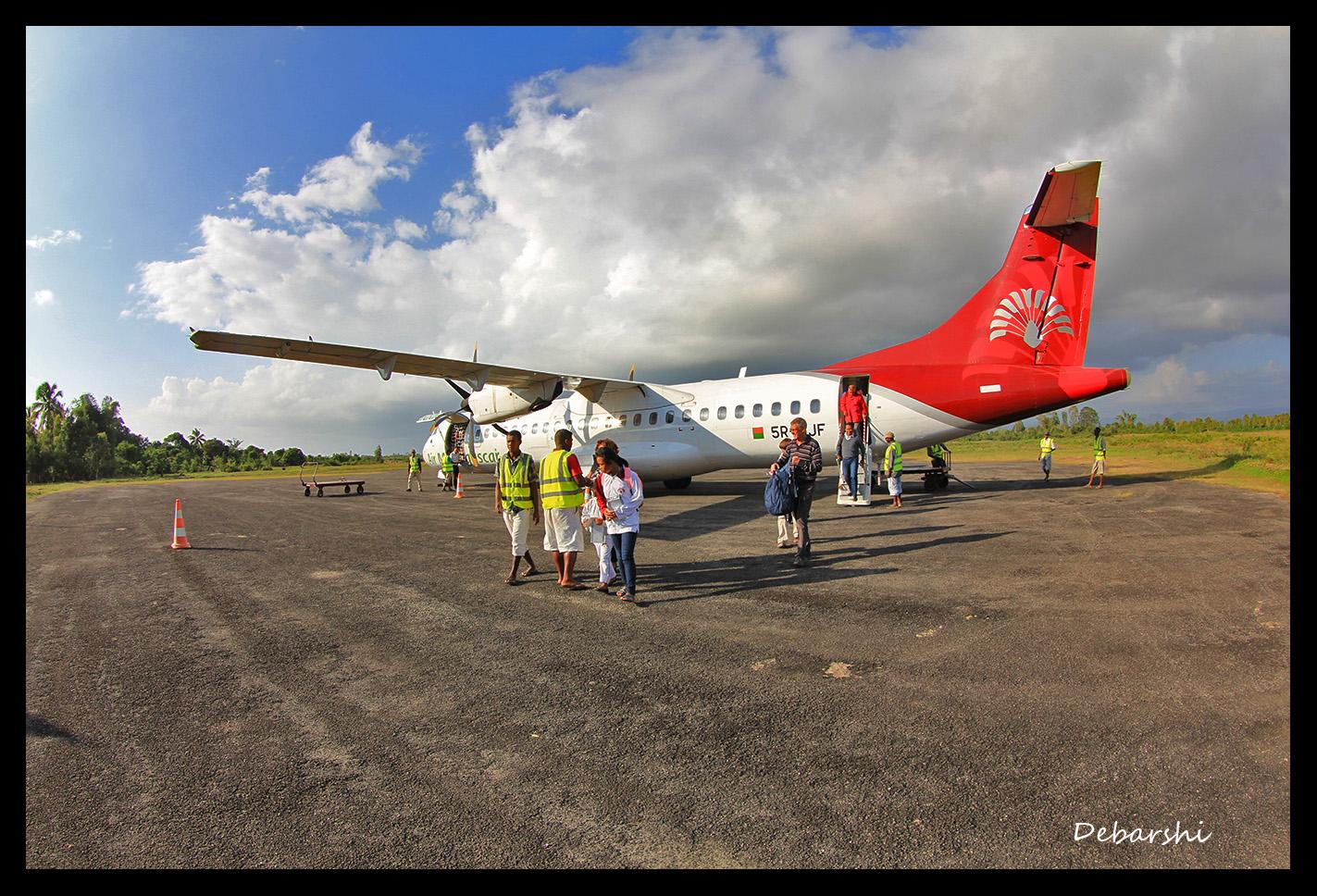 Air Madagascar Maroantsetra