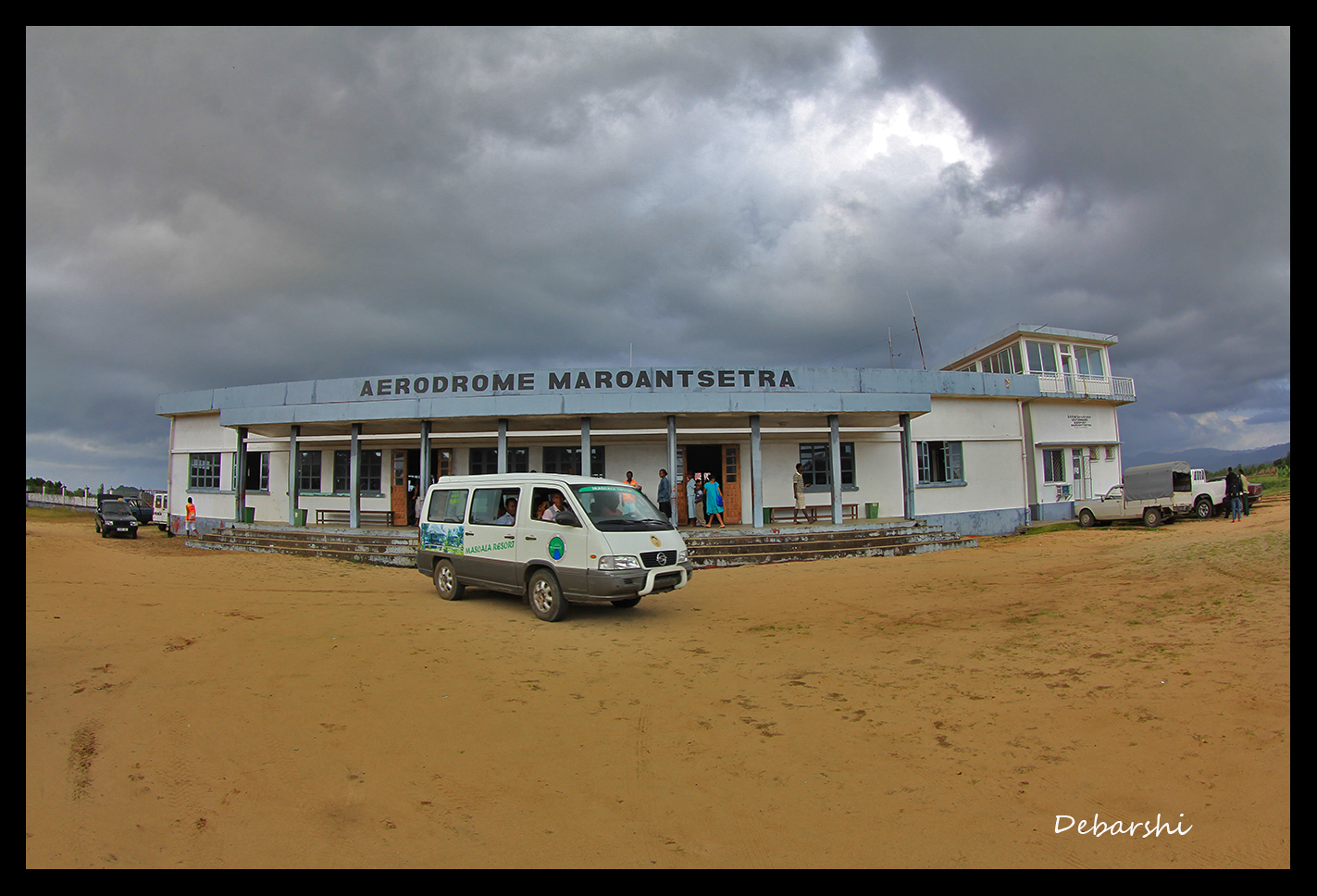 Maroantsetra Airport