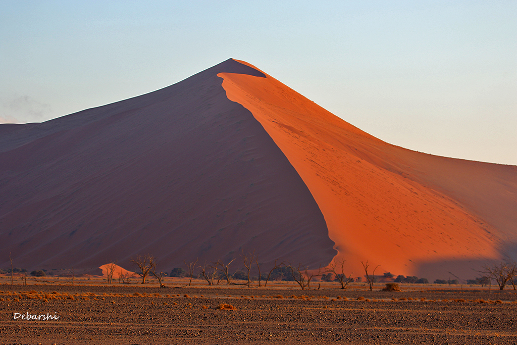 Sand Dunes Sossusvlei