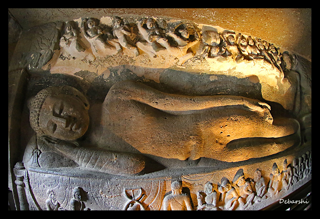 Ajanta caves paintings travel chronicles for Ajanta indian cuisine