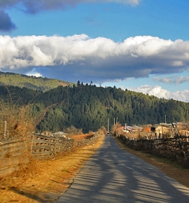 Experience of Driving in Bhutan
