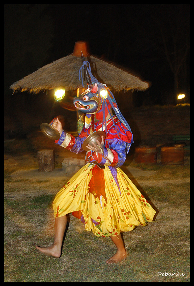 Cultural Program in Paro Kichu Resort