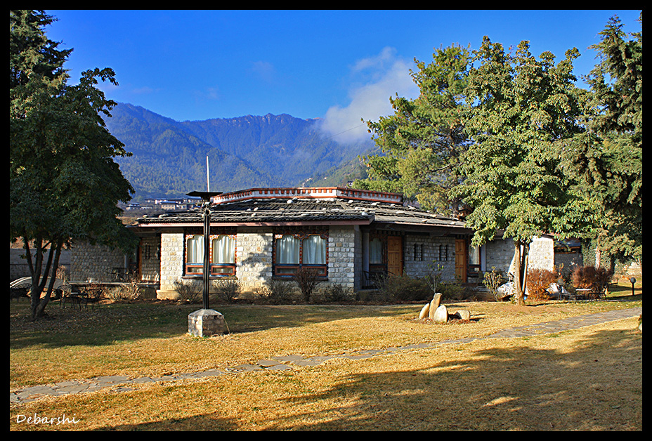 Paro Kichu Resort Cottage