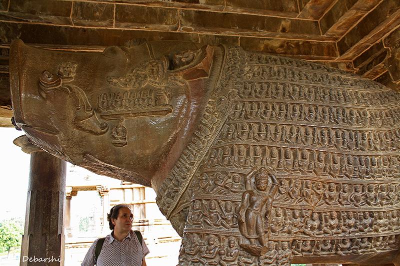 Varaha Mandapa - Khajuraho Temple Sculptures
