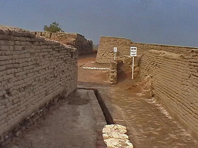 A visit to Mohenjo daro