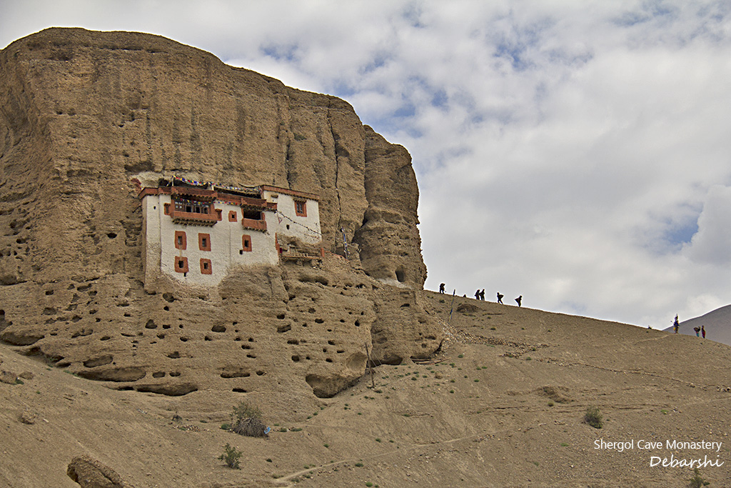 Shergol Cave Monastery