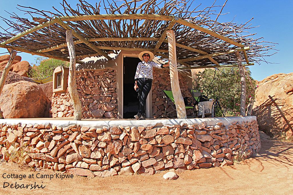 Camp Kipwe Villa in Twyfelfontein