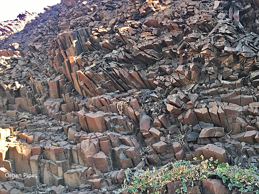 Organ Pipes in Twyfelfontein