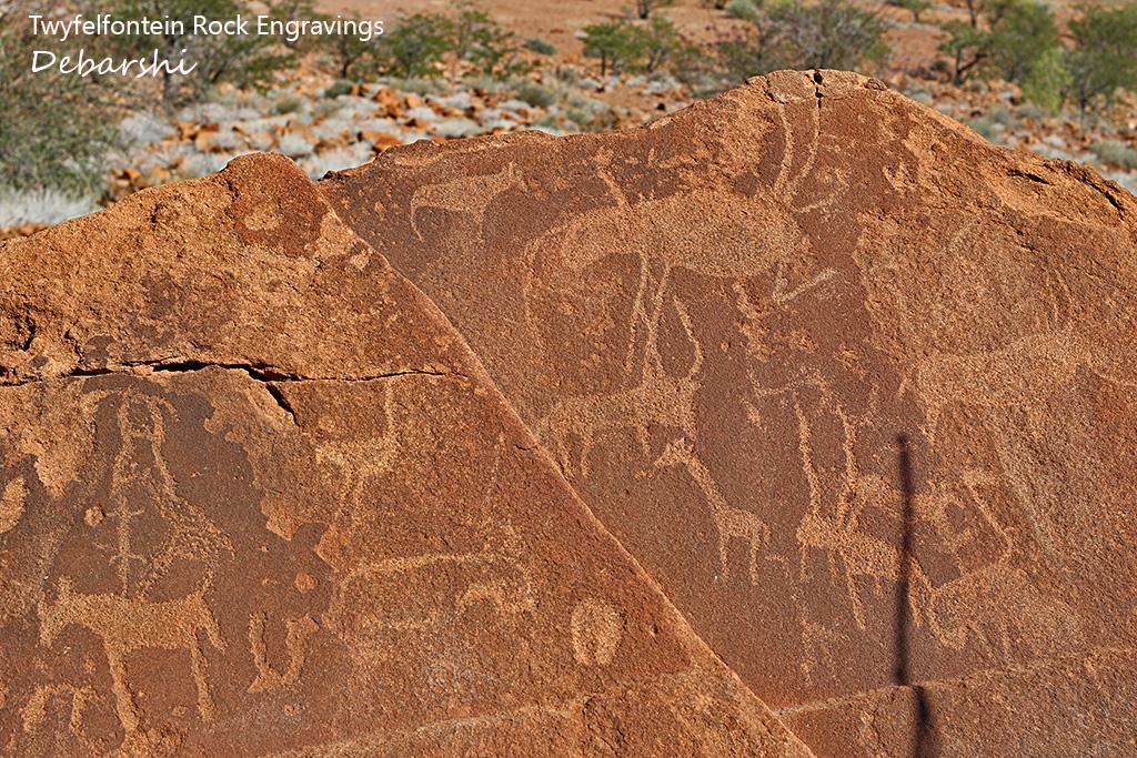 Twyfelfontein Rock Engravings