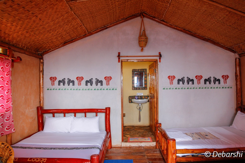 Bakiga Lodge Rooms