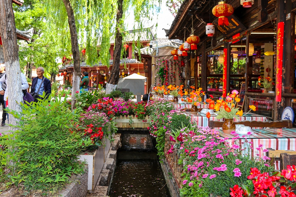 Restaurants in Lijiang