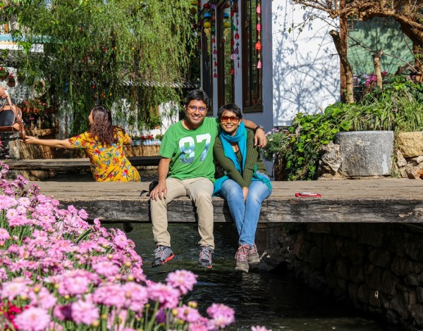 Self Drive in China – Kunming to Lijiang
