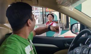 Self Drive in China