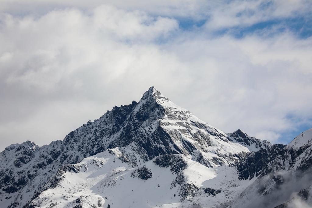 Mt. Siguniang Peak