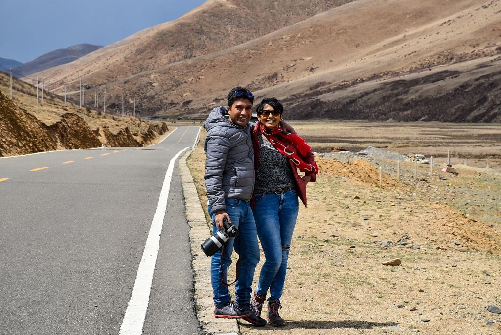 Road to Xinlong