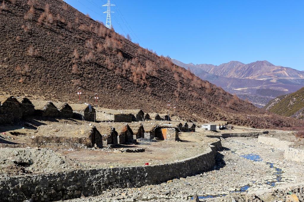 Bandao Nomad village
