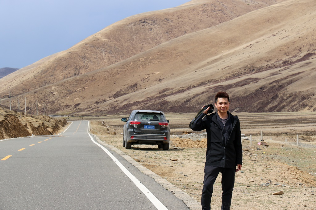 Wilderness on way to Xinlong