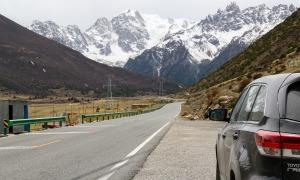 Self-Drive China – Xinlong to Dêgê