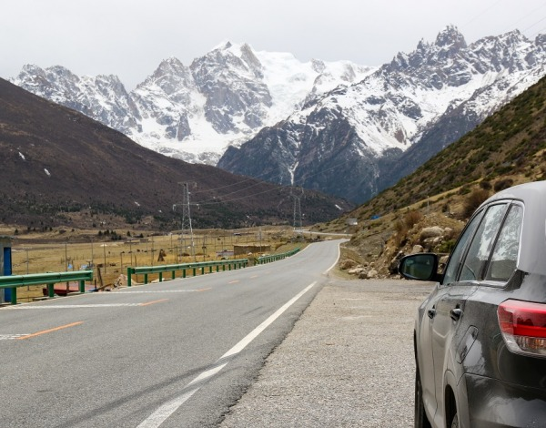 Self-Drive China – Xinlong to Dêgê