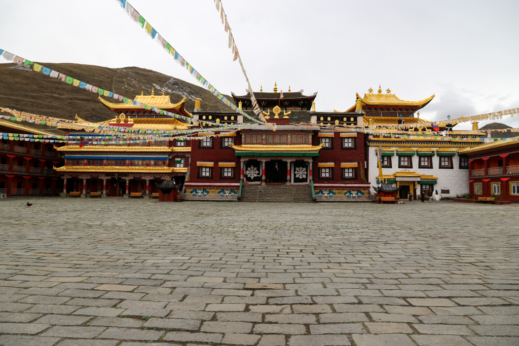 The Tagong Monastery