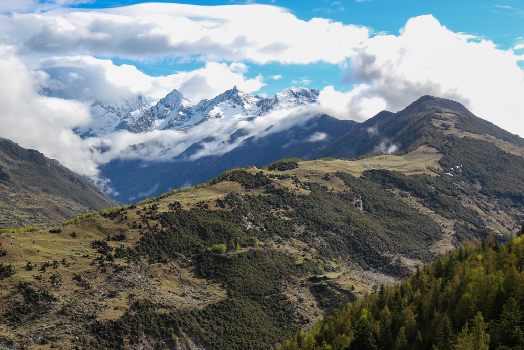 Mt Siguniang - Four Sisters