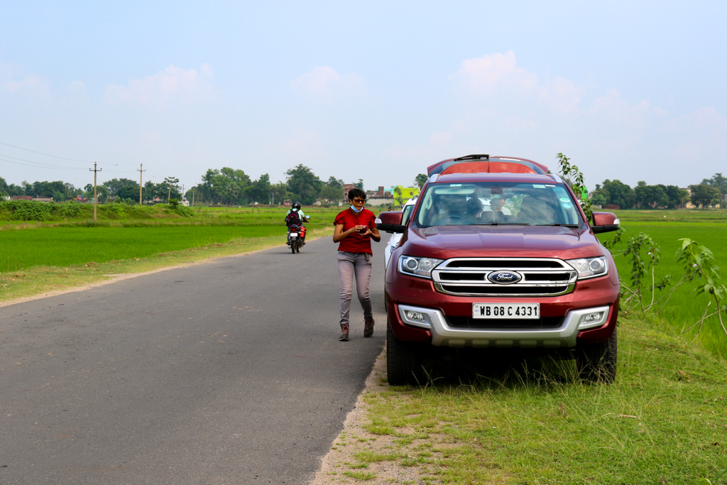 Pitstop on the way in Purulia