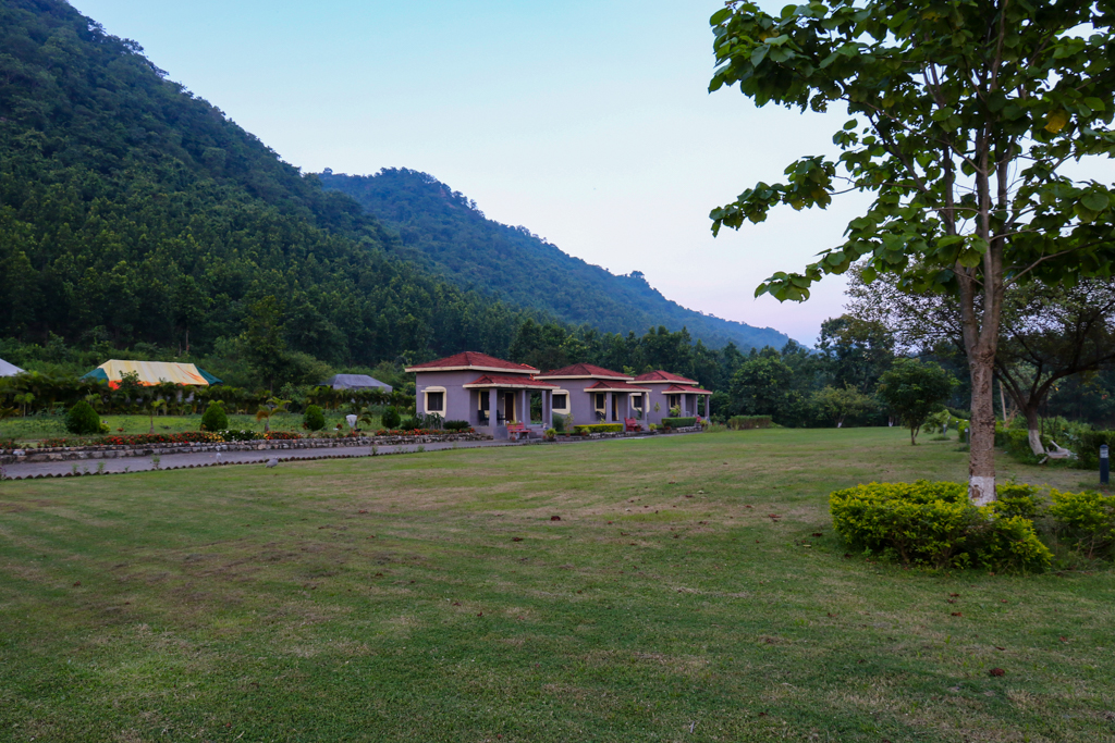 Khairabera Eco adventure resort cottages and tents