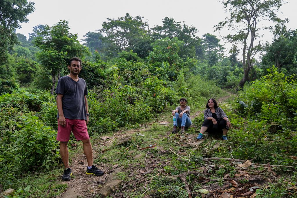 Trek to Jhiling Shiling tribal village